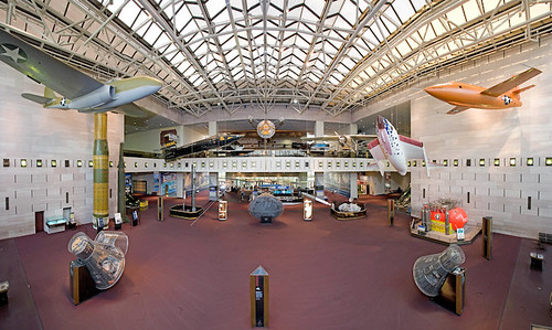 "The National Air and Space Museum's ""Milestones of Flight"" Gallery 