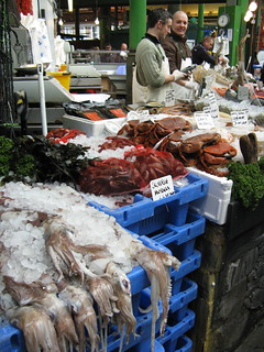 Fresh Seafood at Borough Market | by katbaro