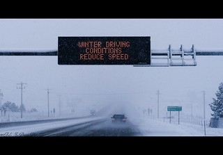 Winter Driving Conditions | by windy_sydney