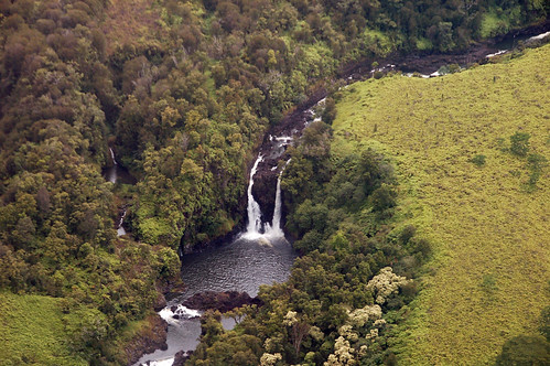 Big Island Helicopter Tour  Waterfalls Outside Hilo Big Is  Flickr
