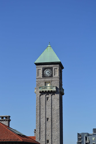 Mt. Royal Station Clock Tower | by Monument City