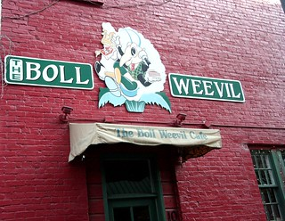 Boll Weevil Cafe'  On the Levee in Augusta Ga | by Our View Photography