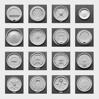 Take Out Beverage Lids | by sarcoptiform