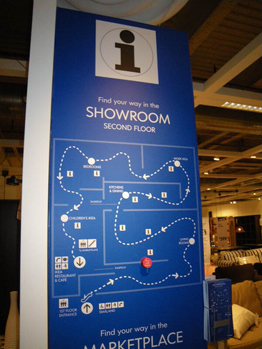 Ikea Showroom Map By Linzblock Ikea Showroom Map By Linzblock