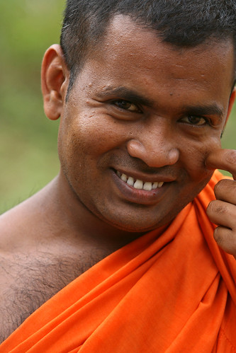 Buddhist monk  Sri Lanka | by World Bank Photo Collection