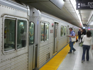 Toronto Transit Subway Cars | by stevenharris