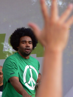 Pharoahe gets those hands in the air | by maartmeester
