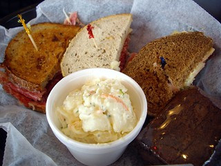 Katzinger's Flight of Corned Beef | by swampkitty
