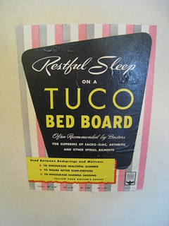 TUCO Bed Board | by Roberto41144