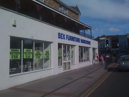 Sex furniture warehouse i wonder how many other signs in for C furniture warehouse manukau