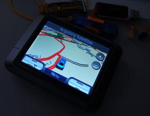 GPS Navigator | by bf_tan_moment2moment