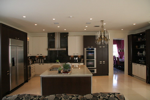 Kitchen Island Recessed Or Pendentant Lights
