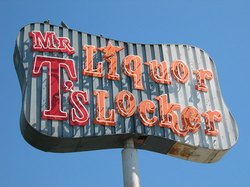 Mr T's Liquor Locker Sign, San Jose | by hmdavid