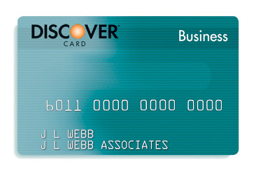 discover business credit card by discover card - Discover Business Card