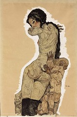 Egon Schiele Woman and Child | by griffinlb