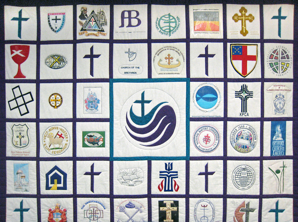 Christian Denomination Logos Happened Across This During M Flickr