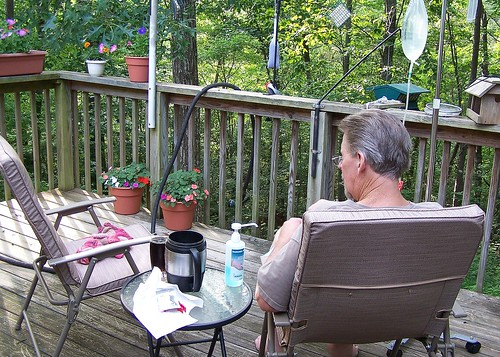 Dialysis on the deck | by with a hook
