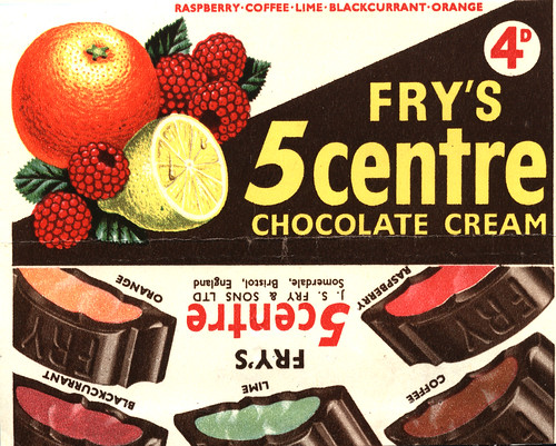 Fry S Chocolate Tolly