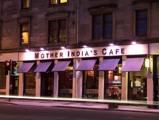 Mother India's Cafe - Argyle St, Glasgow | by Kit Downey