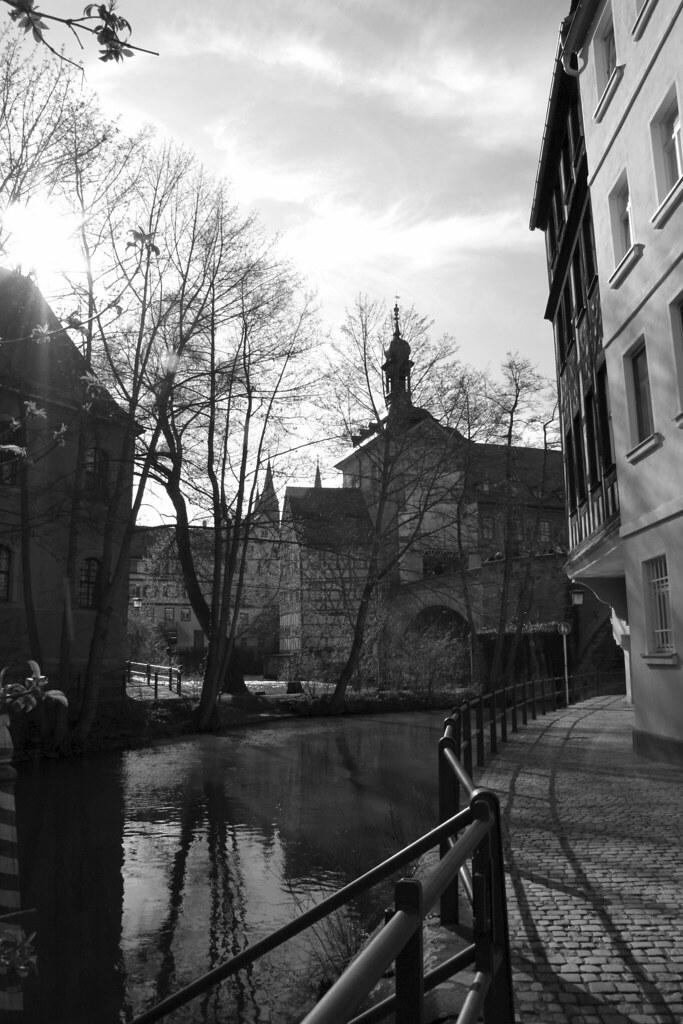 Blick aufs Alte Rathaus