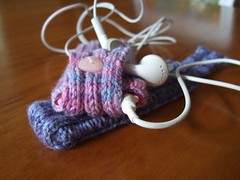 ipod cosies | by Bellsknits