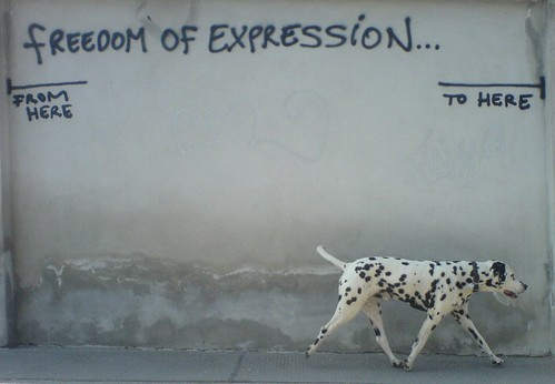 FREEDOM OF EXPRESSION... | by Phreak 2.0