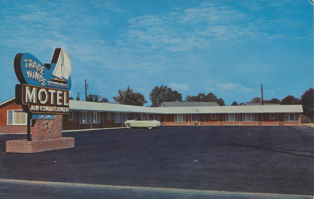 Trade Winds Motel - Chattanooga, Tennessee