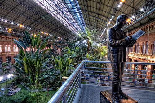 Estación de Atocha, Madrid HDR | by marcp_dmoz