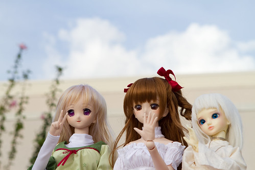 Dollfie Dream shoot at Honolulu Convention Center | by Pufftography