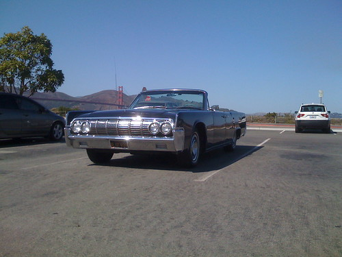 lincoln continental convertible rollin 39 like in entourage flickr. Black Bedroom Furniture Sets. Home Design Ideas