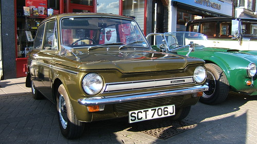 Hillman Imp | by The Plate Market