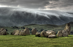 Dawn at the Stone Circle | by andyklink