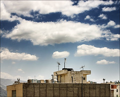 Tehran Rooftop | by wvs