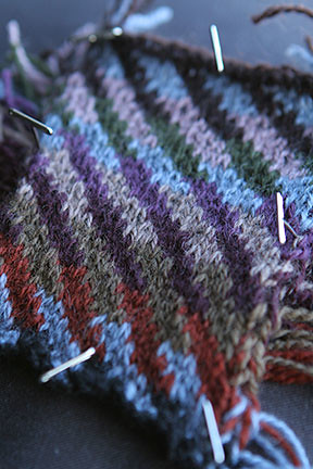 Fair Isle Swatch | by panopticon