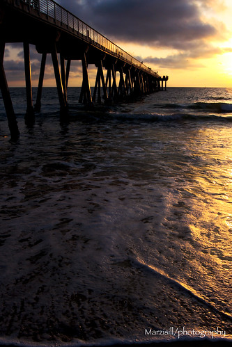 Hermosa Pier, CA-5 | by marzisill