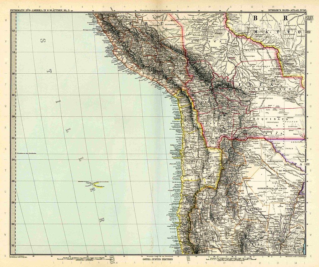 Historic map of argentina chile bolivia peru 1891 z flickr historic map of argentina chile bolivia peru 1891 zoom in sciox Choice Image