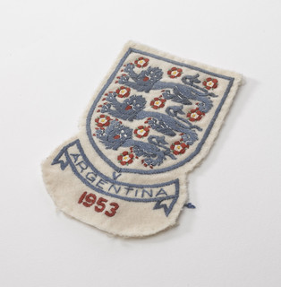 N Football Badge