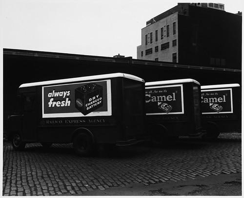 New Chevy Trucks >> Symbols - Daytime, Advertising - Railway Express Agency De… | Flickr