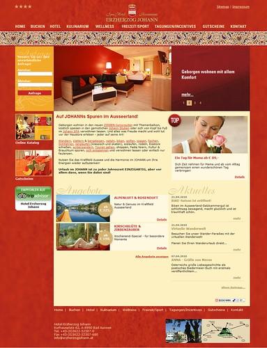 Erzherzog Johann Hotel Bad Aussee