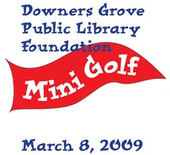 DGPL Library Mini Golf event this Sunday | by The Shifted Librarian