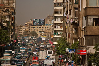 Cairo Traffic | by vagabondblogger