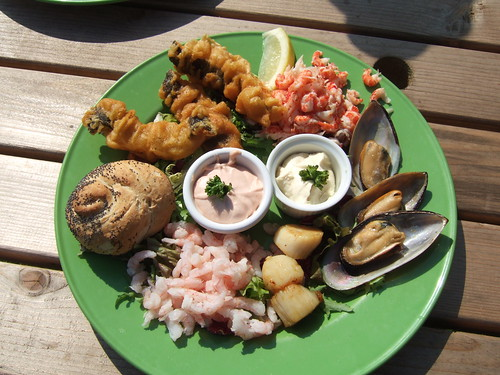 Good Seafood In Myrtle Beach