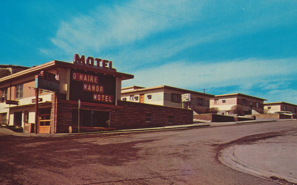 O'Haire Manor Motel - Shelby, Montana