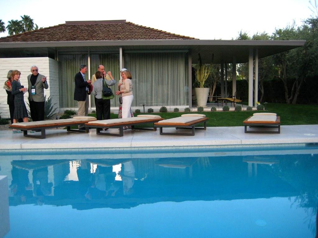 Abernathy House abernathy house, william cody, 1962 - palm springs | flickr