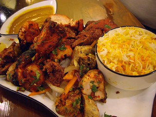 Mixed Grill from Bayleaf India Bistro | by swampkitty