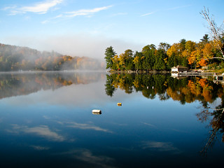 Autumn Morning in Muskoka | by Brian Guest (giant rebus)