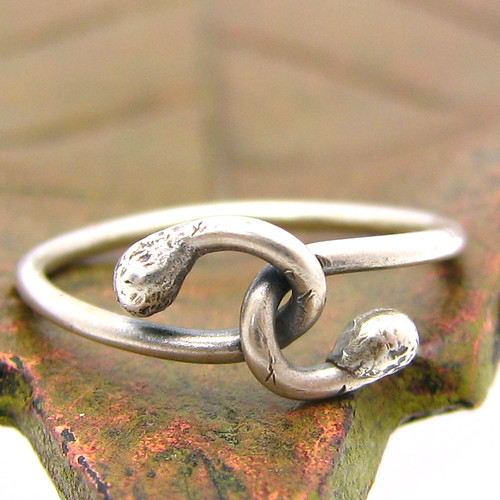 Sterling Silver Rings Under
