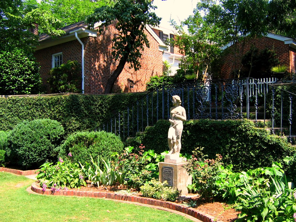 The Founders Garden University Of Georgia Flickr