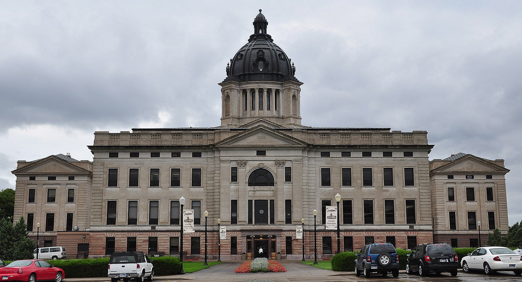 Image result for south dakota state capitol