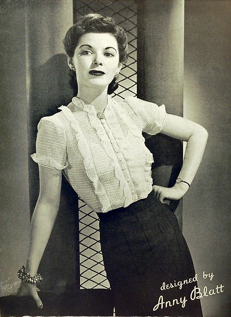Fashion 1940s Two Female Models Flirty 40s Style Evening: 1930 And 1940s Fashion-mostly Daywear Or Casual Looks
